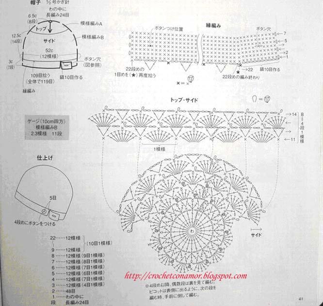Free Pattern Crochet Kopiah : indahnya kehidupan ini......: October 2011