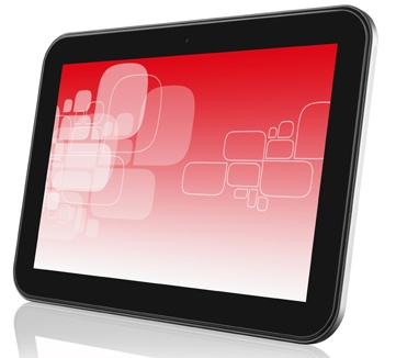 Toshiba Tablet AT300SE Tegra 3 Dengan Android Jelly Bean