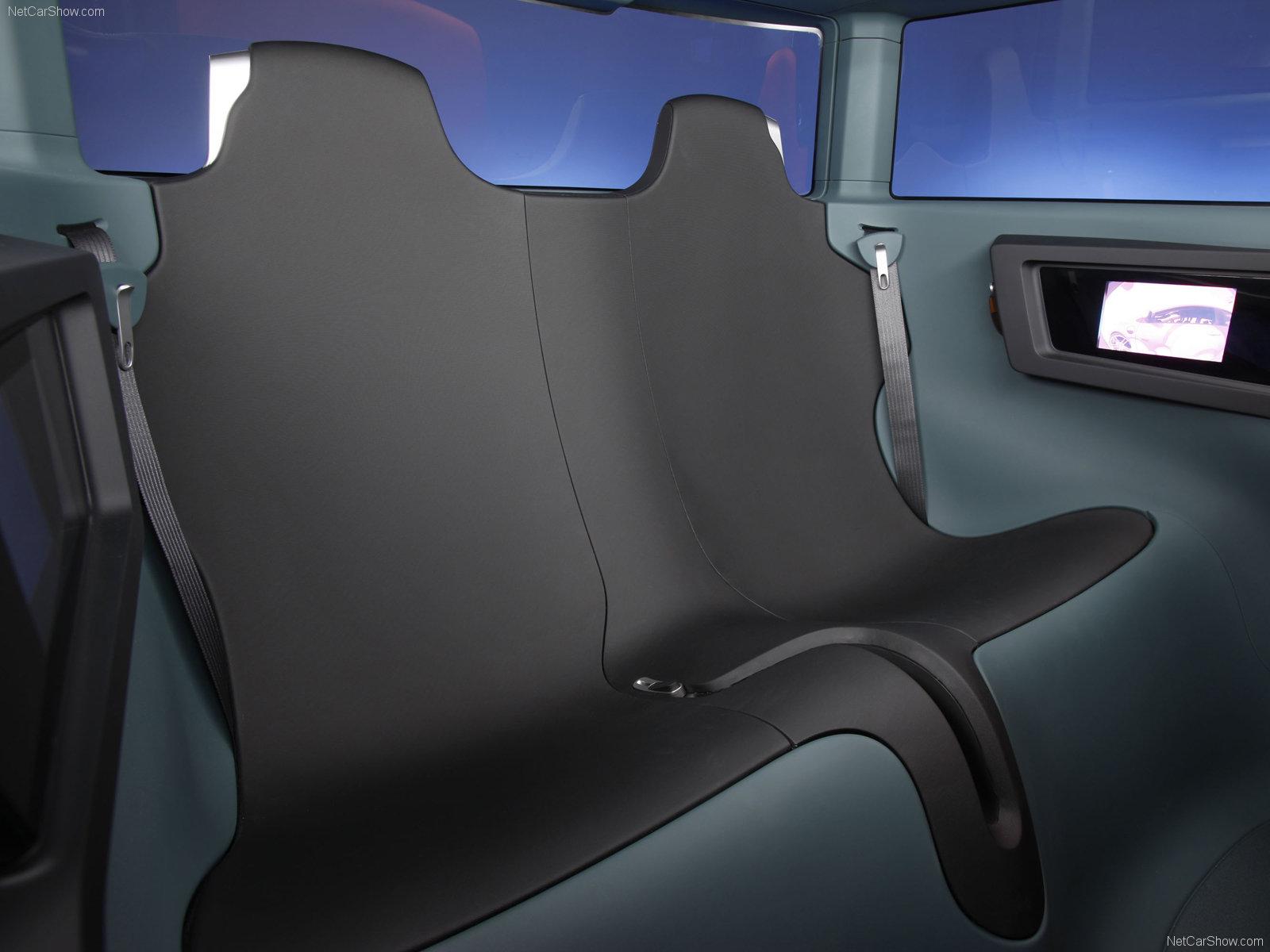 Hình ảnh xe ô tô Scion Hako Coupe Concept 2008 & nội ngoại thất