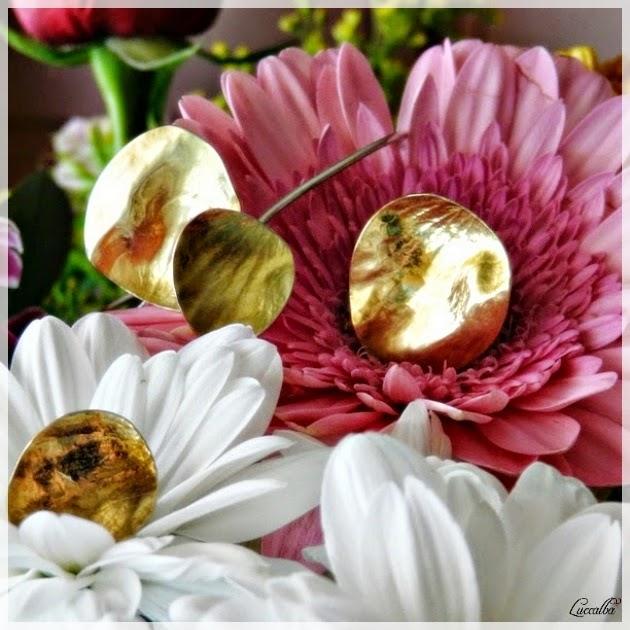 Pulsera, anillo, pendientes de la colección Petal de Tous