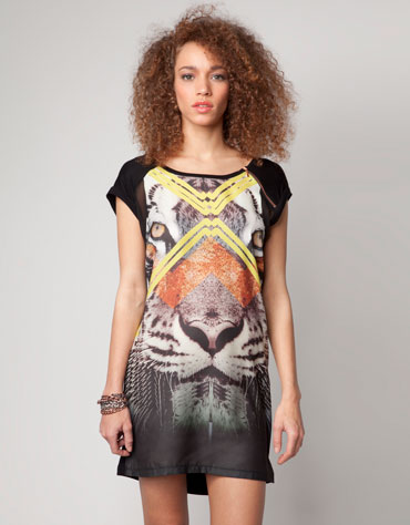 Bershka Kleider Collection 2012