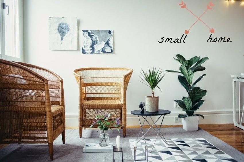 Small and low cost c mo organizar un dormitorio peque o for Ideas para organizar un apartamento pequeno