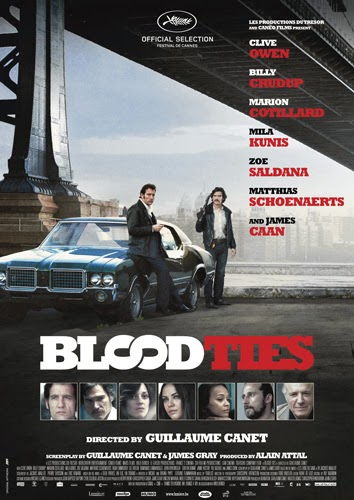 Blood Ties 2014 Bioskop