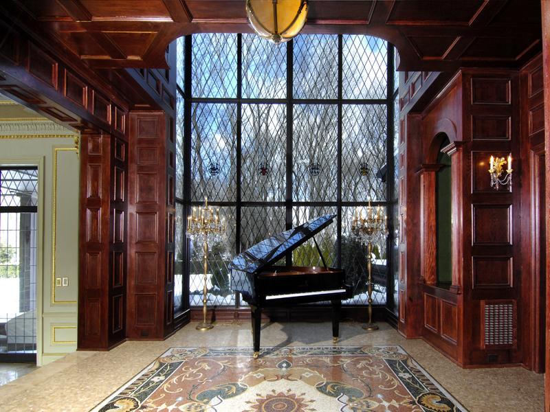 Gallery For Tudor Architecture Interior