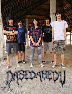 Dabedabedu Band Screamo / Post Hardcore with Female Vocal ( Vokalis Wanita ) Bogor Jawa Barat Indonesia Wallpaper Cover Album Artwork