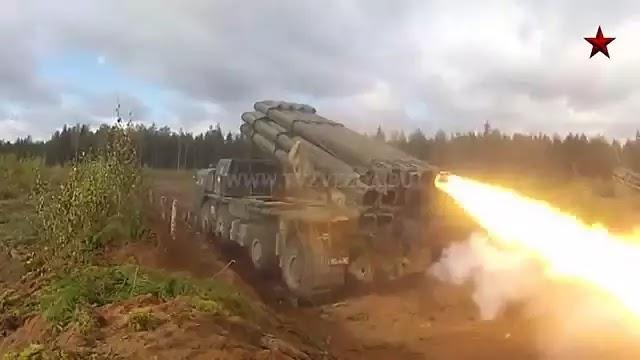 Με εντολή Β.Πούτιν η Ρωσία μεταφέρει στα σύνορα με το ΝΑΤΟ βαλλιστικούς πυραύλους Iskander και Α/Α πυραύλους S-400