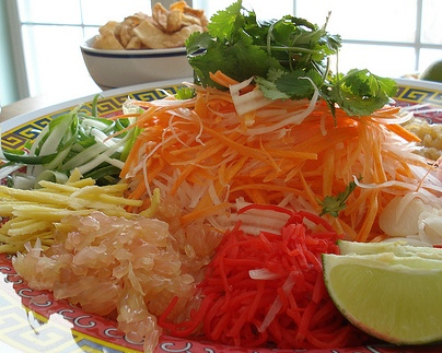 how to make plum sauce for yee sang