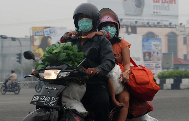 Horee Riau Akhirnya Diguyur Hujan