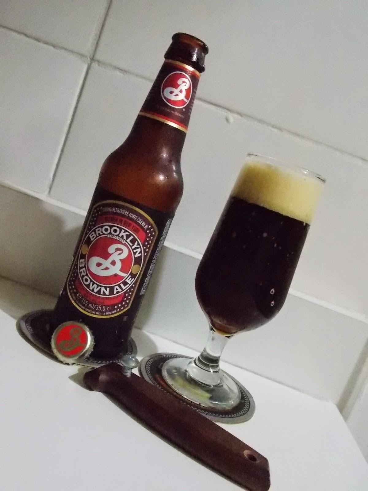 Cerveja Brooklyn Brown Ale