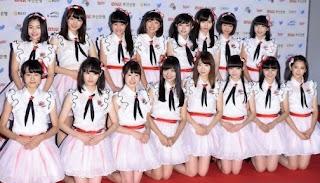 NGT48が海外デビュー!韓国・釜山(プサン)アジアソングフェスティバル2015