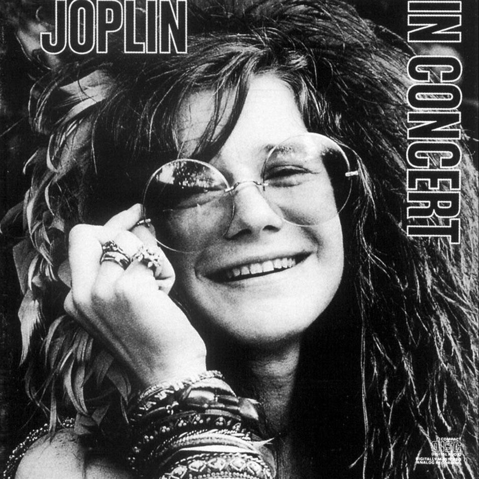 Message Music Flac Mp3 In Concert Janis Joplin May