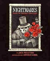 bookcover of Nightmares: Poems to Trouble Your Sleep  by Jack Prelutsky