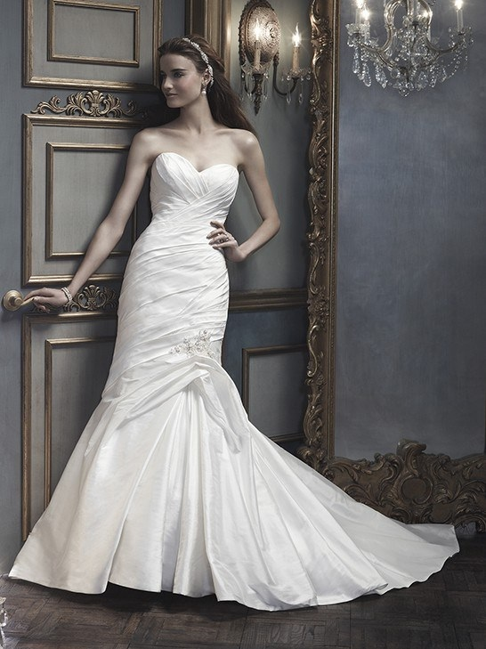 Cb couture 2013 bridal collection world of bridal for Cb couture wedding dresses