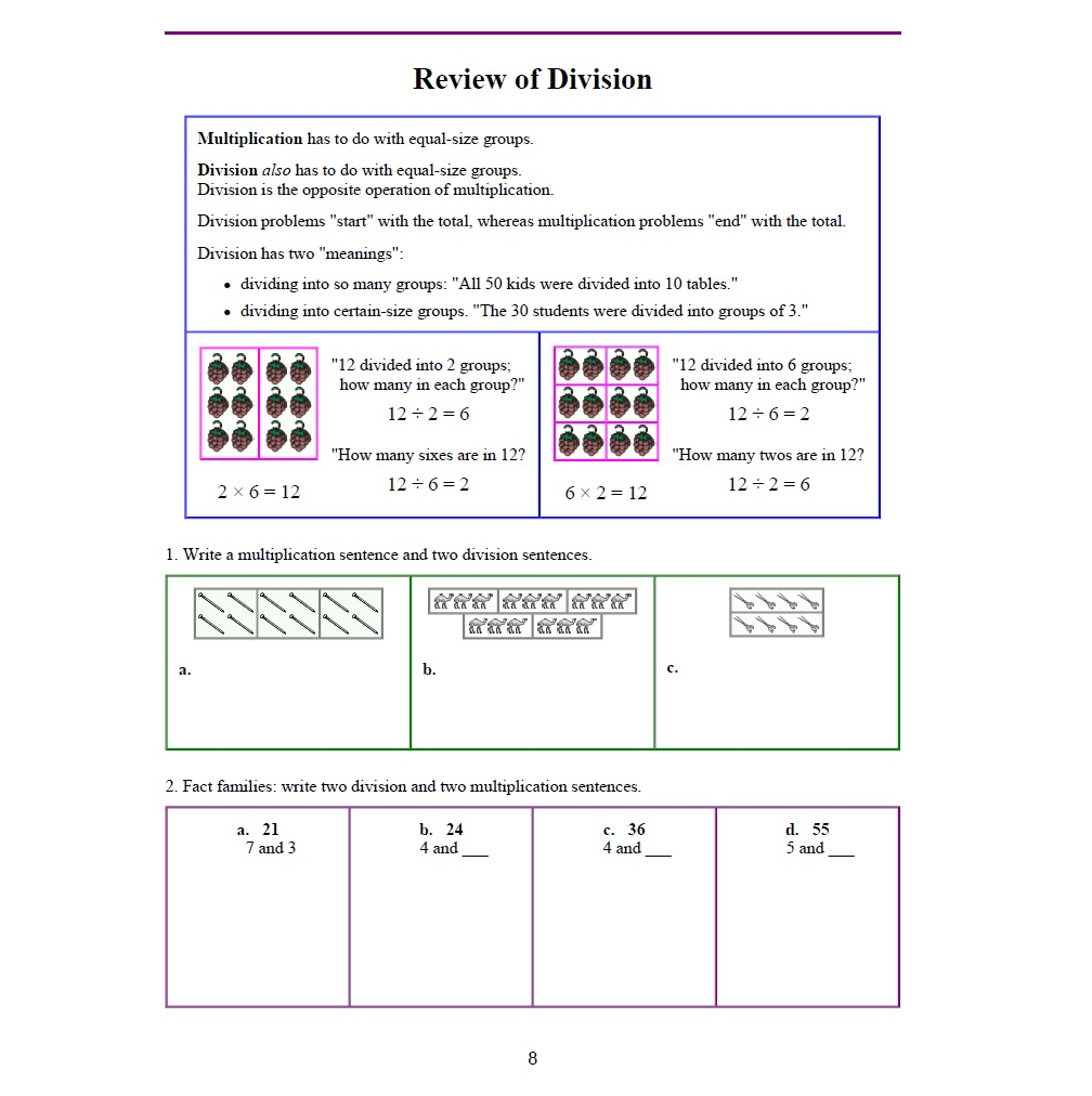 math mammoth multiplication and division 3 - 28 images - math ...