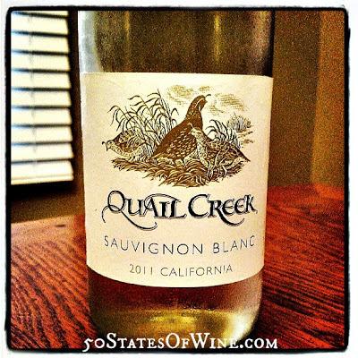 Quail Creek 2011 Sauvignon Blanc