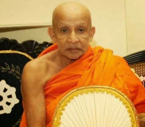 Asgiri Mahanayake thero passed away