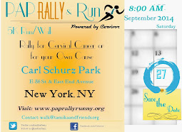 Pap Rally & Run 5K-9/27/14