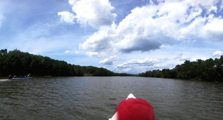 muara sungai mampie