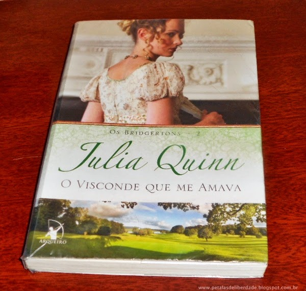 Resenha, livro, O visconde que me amava, Julia Quinn, Arqueiro, trechos, quotes, sinopse, capa, resumo, romance, romance de época