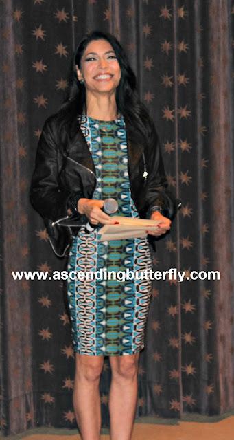 Spoken Word Performance by Puerto-Rican Actress, Poet and Activist, Caridad De La Luz, AKA 'La Bruja'