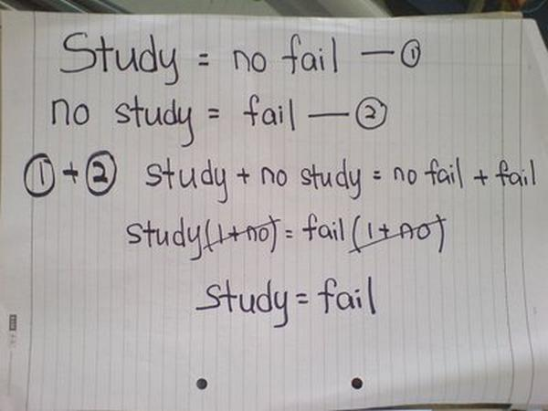 Real Facts, Students Failure, Exam Fail Pics, Funny Examination, 365 Days, Yearly Calculation, Weird Interesting, Hard Studies