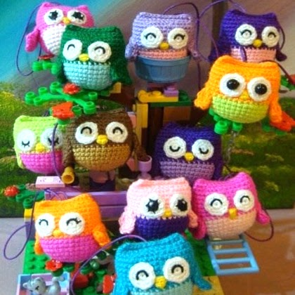 Little Owls Pattern