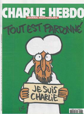 Festival de la Bande Desinée Angoulème; Je suis Charlie exhibition