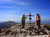 La Peña de Jaén o Cerro Mágina