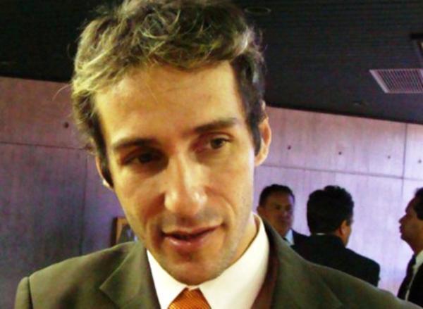 Resultado de imagem para ex-prefeito de Esperantina Antônio Felipe Santolia Rodrigues