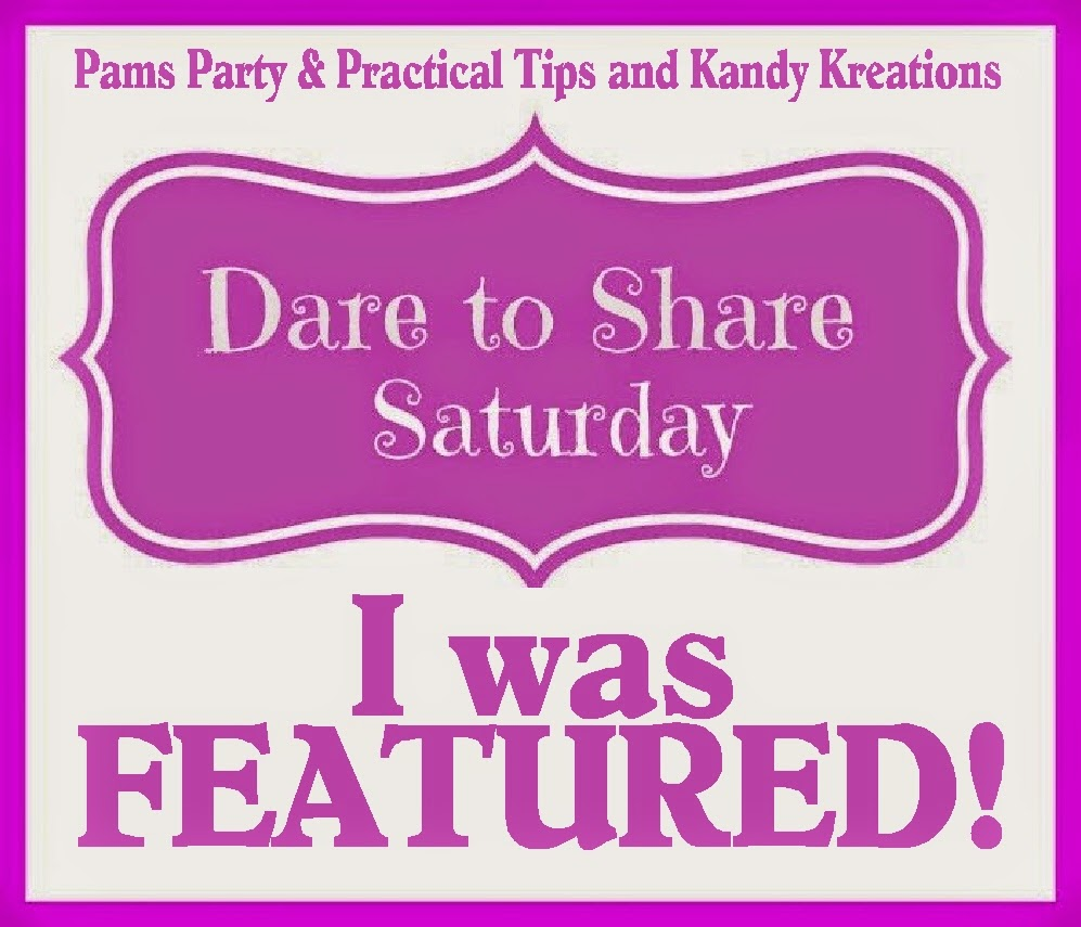 Dare to Share Saturday Link Party
