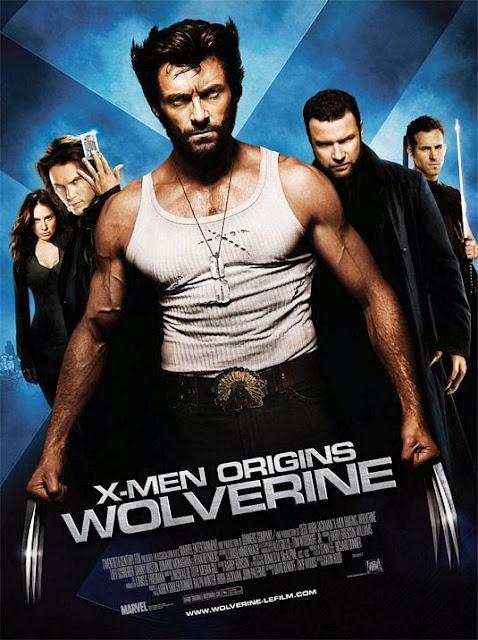 X Men 4 Origins Wolverine 2009 Hindi Dubbed Dual Audio BRRip 300mb ESub