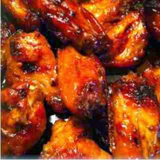 Recipe Honey Chicken Wings