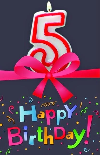 Popolare Auguri Buon Compleanno 5 Anni | Monroeknows NI33