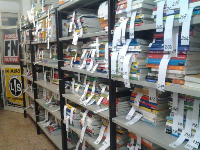 Forza nuova calabria caroscuola libri usati di fn contro for Libri usati vendita