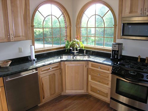 Upper Corner Kitchen Cabinet Ideas - Corner kitchen cabinet ideas