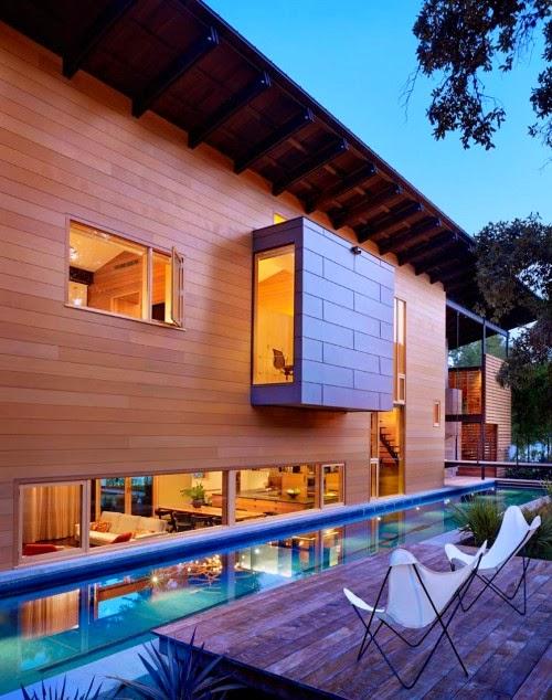 Hog Pen Creek Κατοικία δίπλα στη λίμνη | Flato Αρχιτέκτονες
