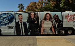 American Idol judges Steve Tyler, Jennifer Lopez, Randy Jackson