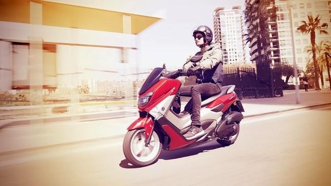 Yamaha NMAX 125cc - Khususon Pasar Eropa Bro!