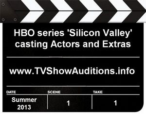 Silicon Valley Actor Extra Casting