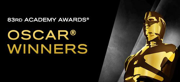 oscar winners 2011