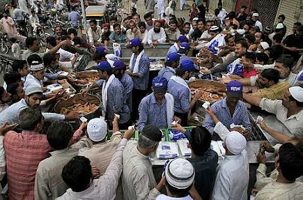 Ramadan in Karachi, Pakistan