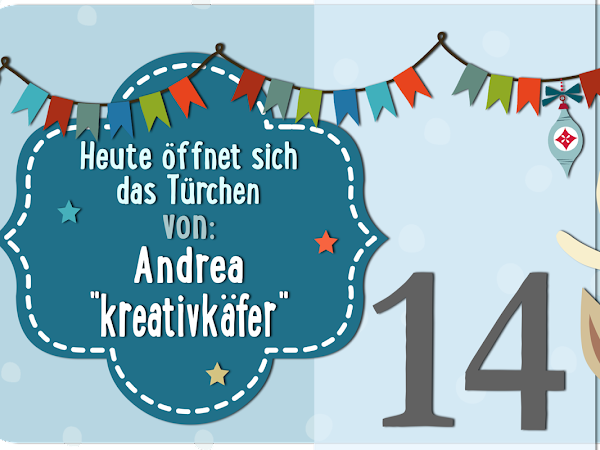 Adventskalender Türchen Nr. 14
