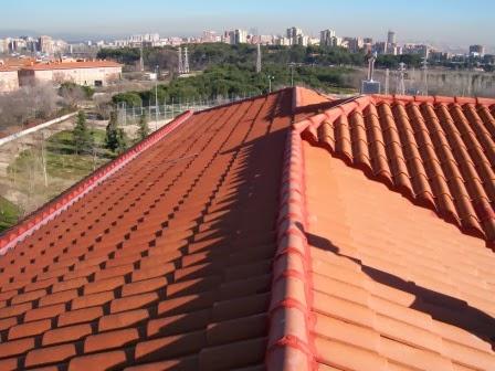 Mantenimiento tejados
