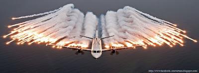 Photo couverture facebook Avions de ligne