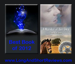 Winner - LASR Book of 2012