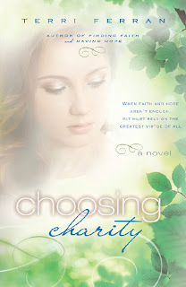 Book cover of Choosing Charity by Terri Ferran