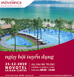 MovenPick Resort Tuyển Dụng