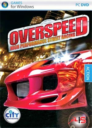 Overspeed High Performance Street Racing 100% Working