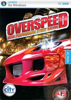 Overspeed High Performance Street Racing 100% Working