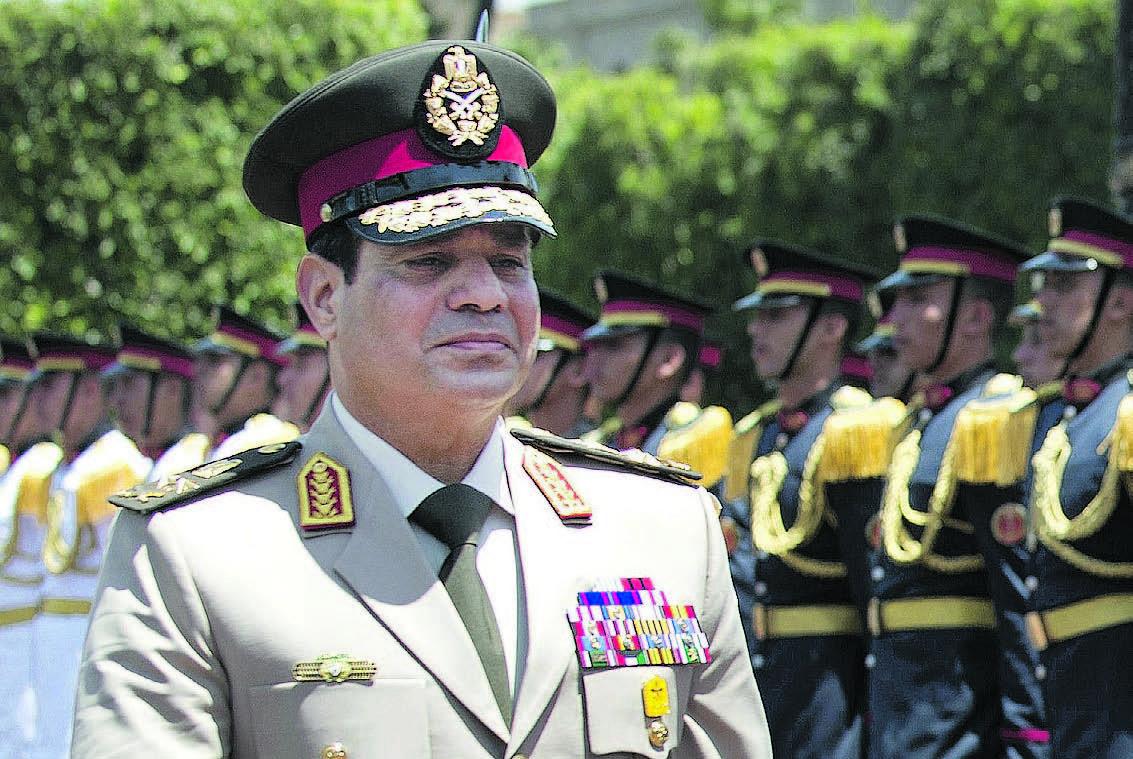 Ketua Tentera Mesir Jeneral Abdel-Fattah As-Sisi Keturunan Yahudi